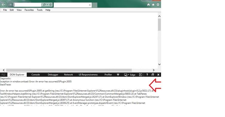 OBIEE Prior To 11 1 1 7 140527 using Internet Explorer 11