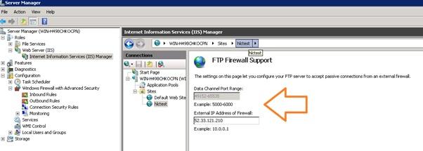 Linux Integration with FTPs/SSL IIS Service